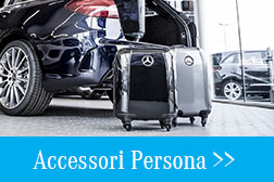 Accessori persona Mercedes originali