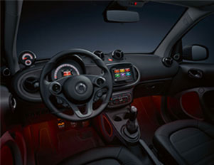 smart fortwo limited 3