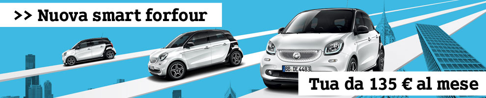 Offerta Smart Forfour